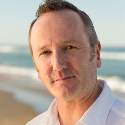 Andrew Hackett: How to Be Fearless